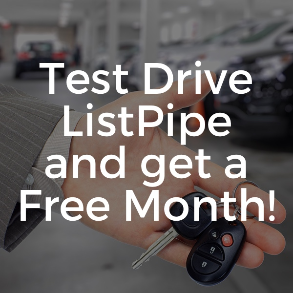Automotive content marketing free test drive