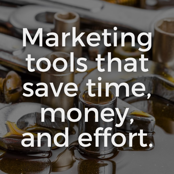 Marketing tools for automotive social marketers.
